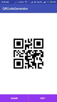 QR Code Generator & Scanner APK screenshot 1