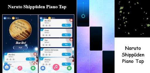 Piano Tap - Naruto Shippuden pc screenshot