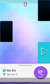Piano Tap - Naruto Shippuden APK screenshot 1