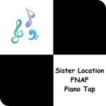 Piano Tap - Sister Location FNAF icon