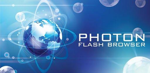 Photon Flash Player & Browser pc screenshot