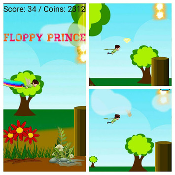 Flappy Boy APK screenshot 1