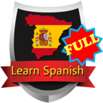 Easy Spanish Full - Fast Offline Language Learning icon