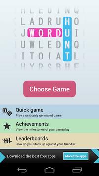 Word Hunt APK screenshot 1
