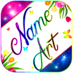 Name Art Photo Editor - Focus n Filters icon