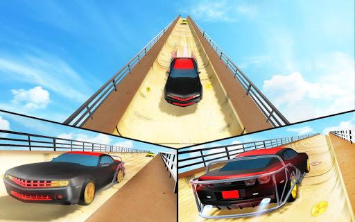 Ramp Car Stunts APK screenshot 1