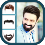 Man Hair Mustache Style  PRO : Boy Photo Editor FOR PC