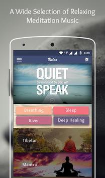 Meditation Music - Relax APK screenshot 1