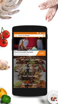 5000+ Non Veg Recipes APK screenshot 1