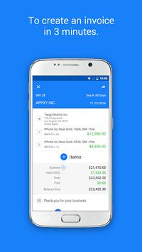 Invoice Maker - Tiny Invoice APK screenshot 1