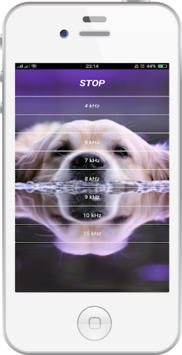 Dog Whistle APK screenshot 1