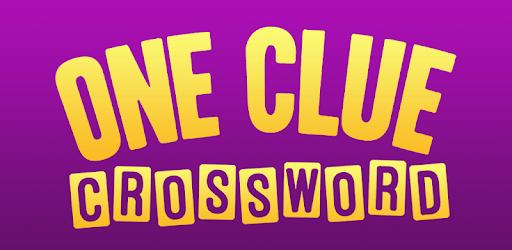 One Clue Crossword pc screenshot