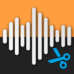 Audio MP3 Cutter Mix Converter and Ringtone Maker APK icon