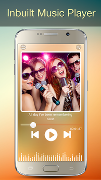 Audio MP3 Cutter Mix Converter and Ringtone Maker APK screenshot 1