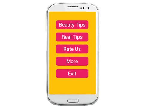 Beauty tips in urdu APK screenshot 1