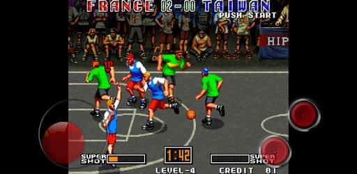 3V3 Basketball game pc screenshot