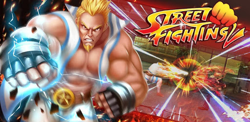 Street fighting3 king fighters pc screenshot