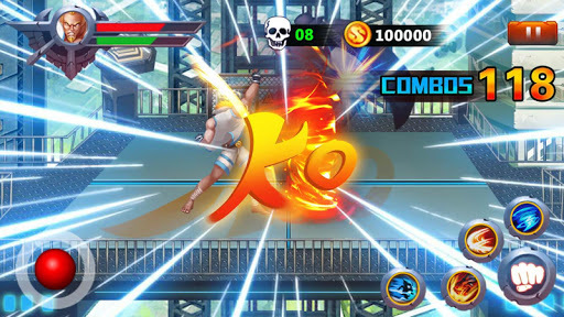 Street fighting3 king fighters APK screenshot 1
