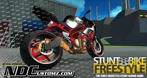 Stunt Bike Freestyle APK screenshot 1
