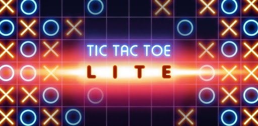 Tic Tac Toe glow - Free Puzzle Game pc screenshot