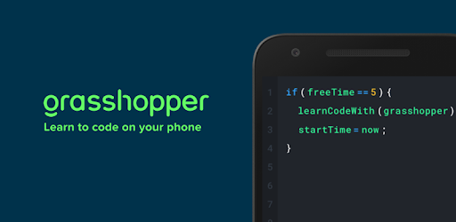 Grasshopper: Learn to Code for Free pc screenshot