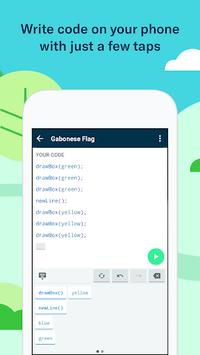 Grasshopper: Learn to Code for Free APK screenshot 1