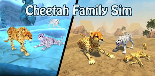 Cheetah Family Sim pc screenshot