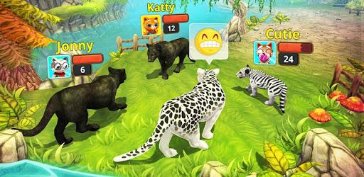 Puma Family Sim Online pc screenshot