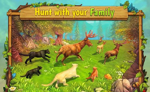 Puma Family Sim Online APK screenshot 1