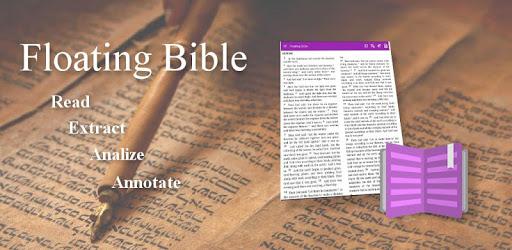 Floating Bible pc screenshot