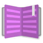 Floating Bible icon