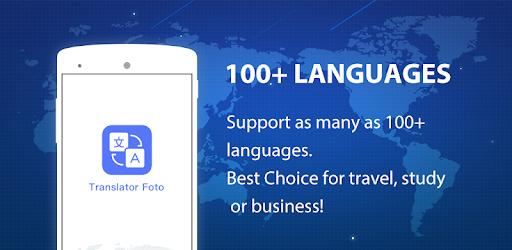 Translator Foto - Voice, Text & File Scanner pc screenshot