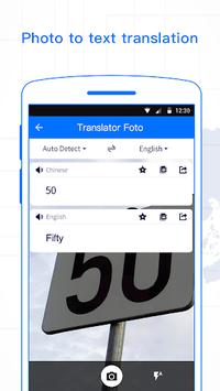 Translator Foto - Voice, Text & File Scanner APK screenshot 1