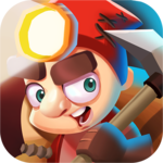 Seven Idle Dwarfs: Miner Tycoon for pc icon