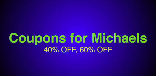 Coupons for Michaels pc screenshot