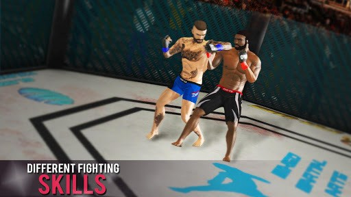MMA Fighting Games APK screenshot 1
