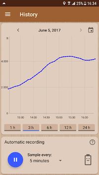 Accurate Altimeter APK screenshot 1
