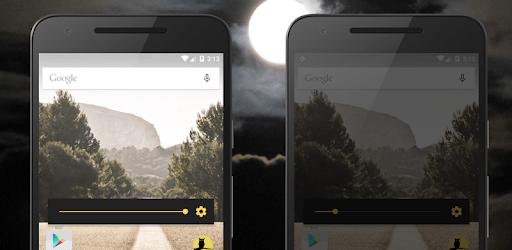 Night screen pc screenshot