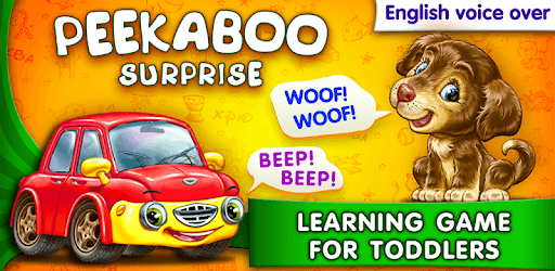 Peekaboo! Baby Smart Games for Kids! Learn animals pc screenshot