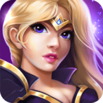 Spellblade: Match-3 Puzzle RPG icon