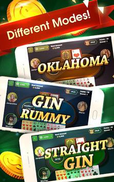 Gin Rummy Offline APK screenshot 1