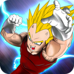 Hero Vegeta Super Saiyan Super Hero Warrior icon