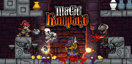 Magic Rampage pc screenshot