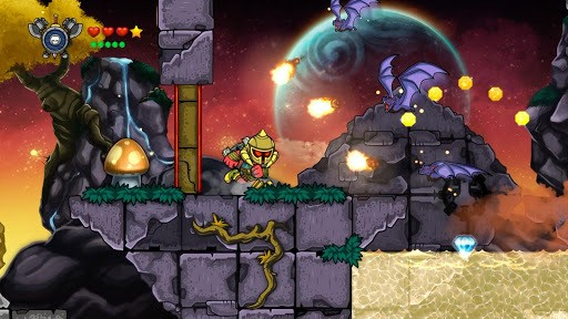 Magic Rampage APK screenshot 1