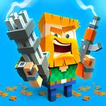 Pixel Arena Online: Blocky PvP Multiplayer Shooter icon