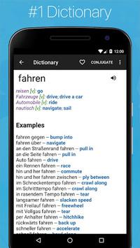 German English Dictionary APK screenshot 1