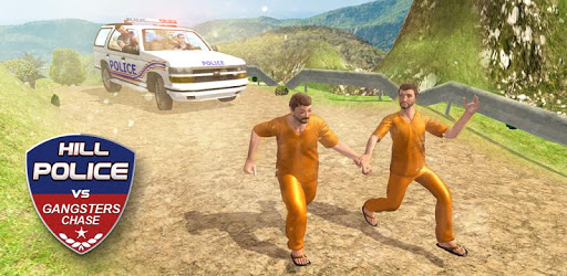 Hill Police vs Gangsters Chase pc screenshot