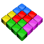 Free Classic Blocks Game - A Slide Puzzle Level FOR PC