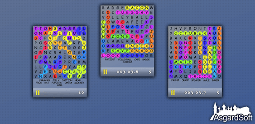 Word Search Puzzle, A Free Infinity Crossword Game pc screenshot
