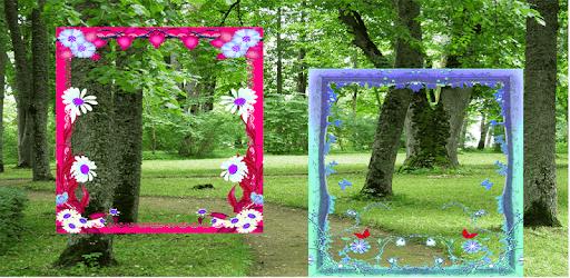 Nature Photo Frames Dual pc screenshot